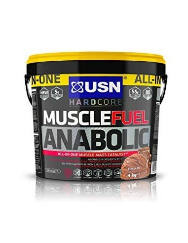 USN Muscle Fuel Anabolic Mass Gainer 4kg