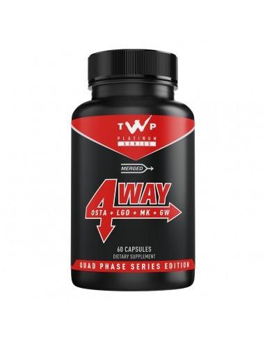 TWP Nutrition 4WAY- 4x SARM Stack 60...